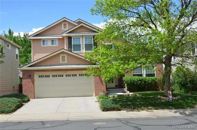 Thornton Single Family Home Active: 13547 Detroit Street