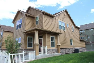 Castle Rock CO Condo/Townhouse Active: $315,000