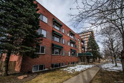 Denver Condo/Townhouse Active: 85 North Grant Street #21