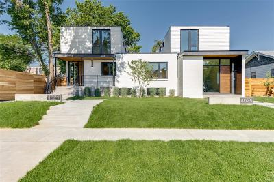 Denver Condo/Townhouse Active: 4025 Bryant Street