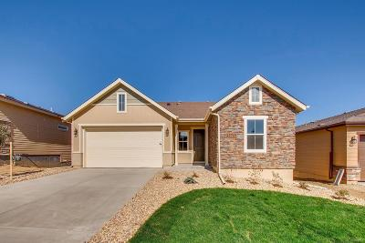 Broomfield Single Family Home Active: 12715 West Montane Drive