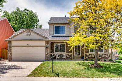 Highlands Ranch Single Family Home Active: 3558 Boardwalk Circle
