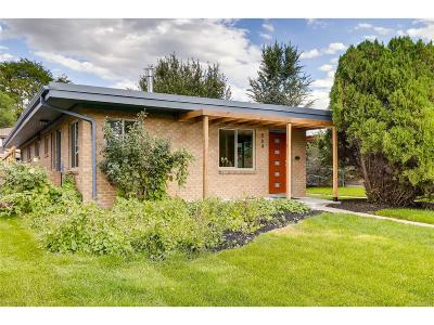 Denver CO Multi Family Home Active: $729,800