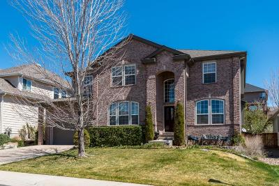 Highlands Ranch Single Family Home Under Contract: 9926 Clyde Place