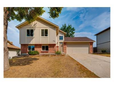 Golden Single Family Home Active: 304 Poppy Street