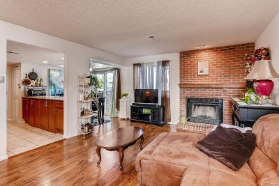 Aurora Condo/Townhouse Active: 1020 South Yampa Street