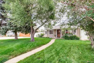 Denver Single Family Home Active: 1770 Xenia Street