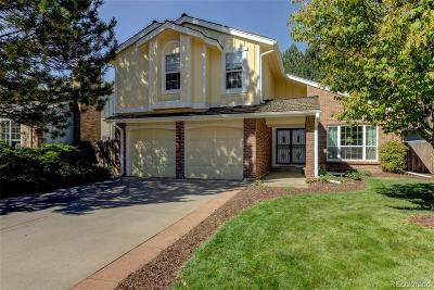 Littleton Single Family Home Under Contract: 7911 South Bemis Street