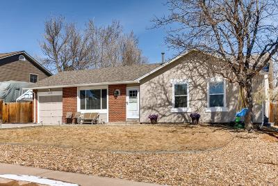 Littleton Single Family Home Active: 6485 West Kingsley Avenue