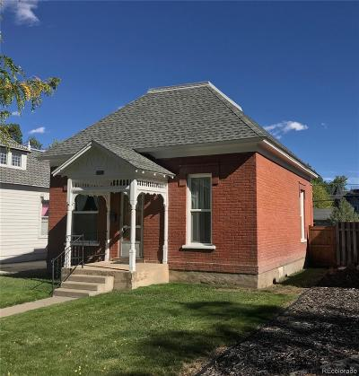 Salida Single Family Home Under Contract: 633 G Street