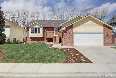 Longmont Single Family Home Active: 2930 Bow Line Place