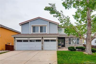 Denver Single Family Home Active: 4308 Cathay Street