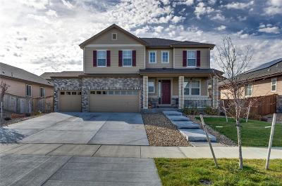 Aurora CO Single Family Home Under Contract: $469,000