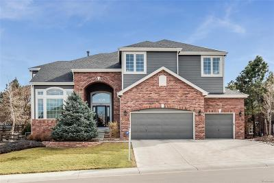 Littleton Single Family Home Active: 10816 Bobcat Terrace