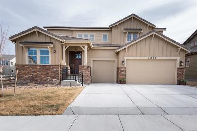 Broomfield Single Family Home Active: 16028 Humboldt Peak Drive