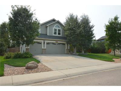 Firestone Single Family Home Under Contract: 6250 Stagecoach Avenue