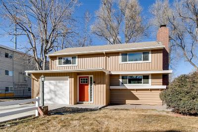 Single Family Home Under Contract: 8035 West 9th Avenue