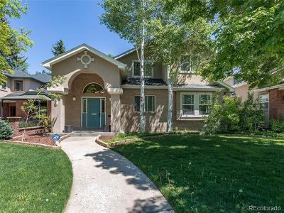 Denver Single Family Home Active: 810 Locust Street