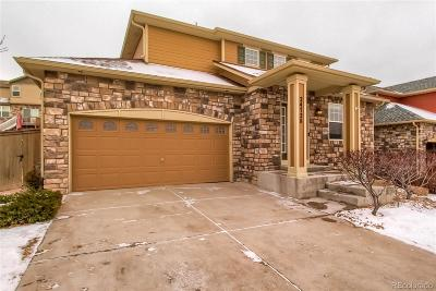 Aurora Single Family Home Active: 24728 East Layton Place
