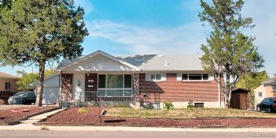 Northglenn Single Family Home Under Contract: 121 East 105th Avenue