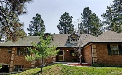 Franktown Single Family Home Active: 1688 East Timber Meadow Court