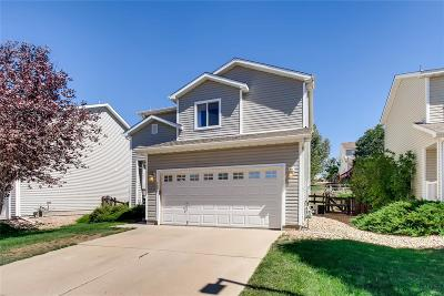 Littleton Single Family Home Active: 7620 Brown Bear Way