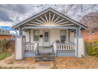 Arapahoe County Multi Family Home Active: 3453 South Grant Street