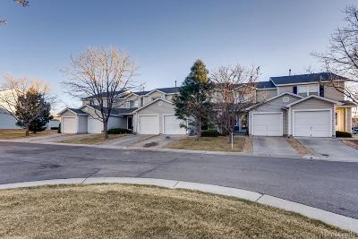 Englewood Condo/Townhouse Under Contract: 7846 South Kalispell Circle