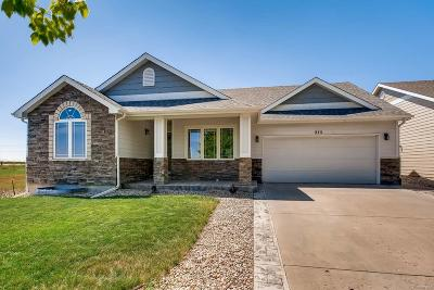 Berthoud Single Family Home Under Contract: 215 Redcloud Avenue