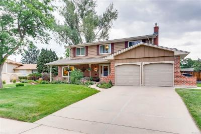 Denver Single Family Home Active: 3228 South Dayton Court