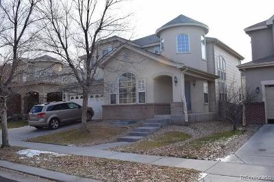 Commerce City Single Family Home Under Contract: 9642 E. 112th Place