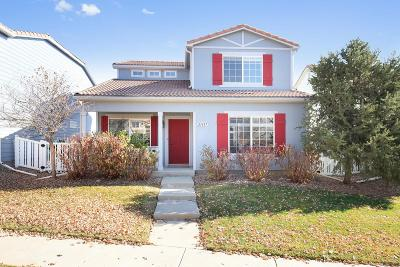 Denver Single Family Home Under Contract: 21487 East 47th Avenue