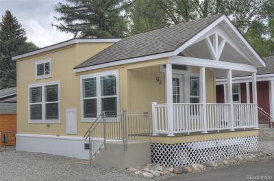 Salida Single Family Home Under Contract: 910 J Street #G-3
