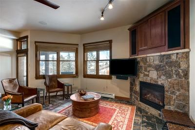 Steamboat Springs Condo/Townhouse Under Contract: 1587 Moraine Circle #52