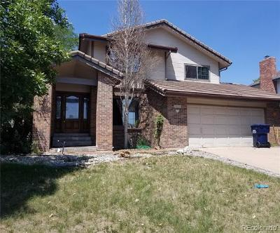 Highlands Ranch Single Family Home Active: 843 Shadow Mountain Drive