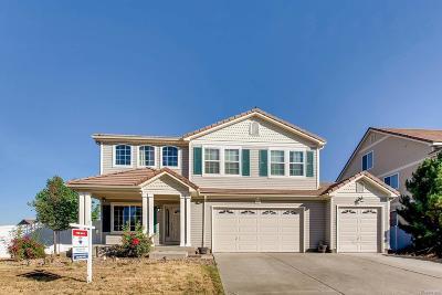 Denver Single Family Home Active: 5117 Lisbon Way
