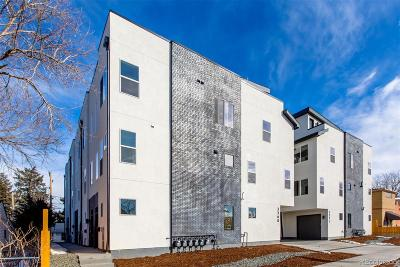Englewood Condo/Townhouse Active: 3372 South Pearl Street #A
