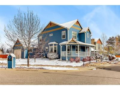 Berthoud Single Family Home Under Contract: 1050 5th Street