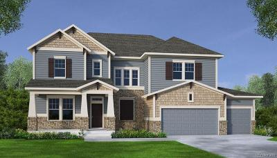 Aurora Single Family Home Under Contract: 8674 South Zante Court