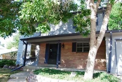 Lakewood Single Family Home Active: 863 South Lee Street