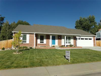 Arvada Single Family Home Active: 7085 Eldridge Court