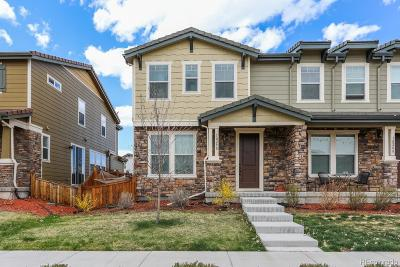 Parker Condo/Townhouse Active: 10290 Tall Oaks Circle