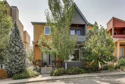 Boulder Single Family Home Under Contract: 380 Terrace Avenue
