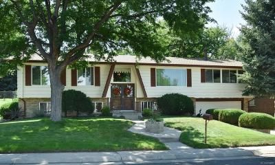 Arvada Single Family Home Active: 7096 Dudley Drive
