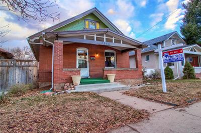 Single Family Home Active: 1344 South Lincoln Street