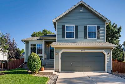 Broomfield Single Family Home Active: 4607 Winona Place