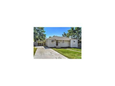 Adams County Single Family Home Active: 8880 Lilly Drive