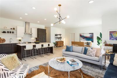 Denver Condo/Townhouse Active: 2570 Lawrence Street #101