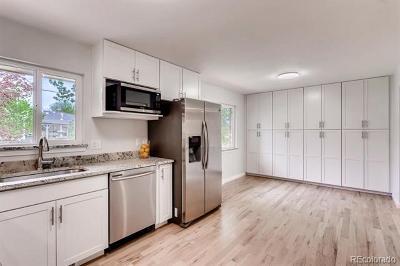 Denver Single Family Home Active: 2697 South Leyden Street