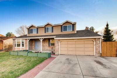 Arvada Single Family Home Active: 8195 Jellison Court